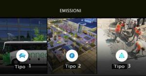 Classificazione emissioni