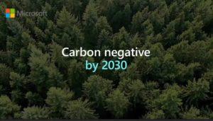 Microsoft 2030 obiettivi