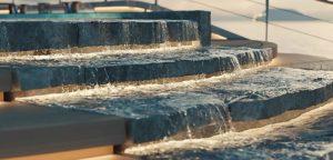 Dettaglio piscina Aqua