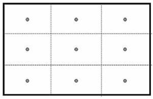 Metodo misurazione ANSI luminosità videoproiettore