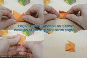 Triangoli ai bordi opposti quadrato