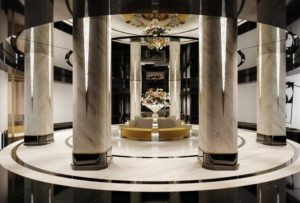 Ingresso residenze The Towers of Waldorf Astoria