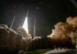 Vettori spaziali foto ESA