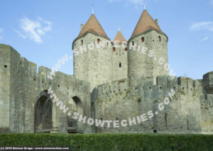 Foto Entrata cittadella Carcassonne