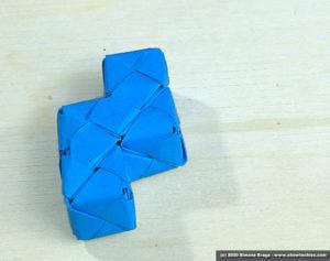 La forma Z del cubo SOMA