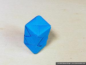Forma regolare con 2 cubi