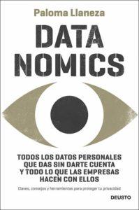 Datanomics copertina libro