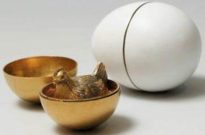 Fabergé Uovo di Gallina
