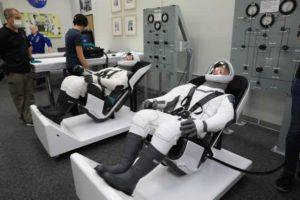 Test tuta Starman Suit
