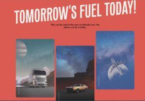 Carburante dall'aria Prometheus Fuel