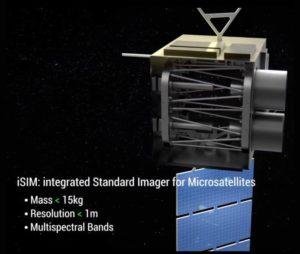 Caratteristiche iSIM 170