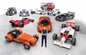 Gordon Murray influential 70 anni Formula 1