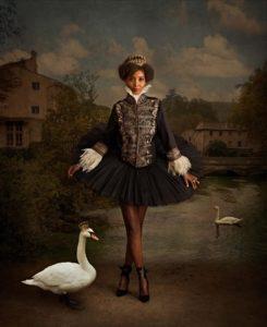 Charmaine Heyer Photo Illustration