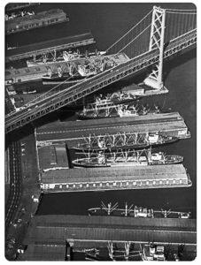 Molo storico 30-32 città di San Francisco