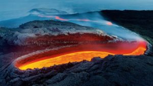 Etna fiume di lava Wildlife Photographer of the Year