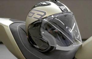 Ducati Diavel 1260 casco con 63