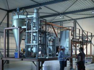 Impianto birra alimentato con polvere di metallo a Lieshout