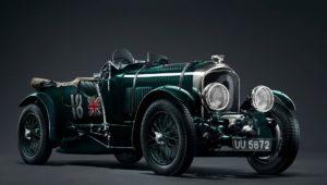 Bentley Blower di Sir Birkin
