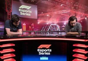 Commentatori in studio Esport Series