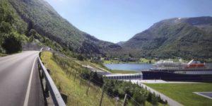 Paesaggio Stad Tunnel Norvegia