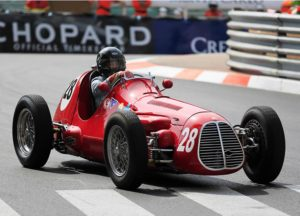 Serie B Fangio