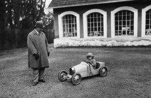Bugatti Baby originale 1926