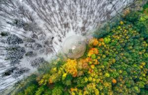 Labirinto del tempo - Drone Photo Awards 2021